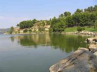 L'étang de l'Olivier